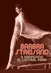 Barbra Streisand: A Happening in Central Park