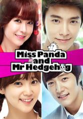 Miss Panda & Mr. Hedgehog