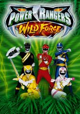 Power Rangers Wild Force