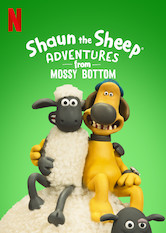 Shaun the Sheep: Adventures from Mossy Bottom
