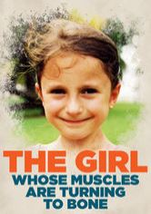 The Girl Whose Muscles are Turning to Bone