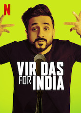 Vir Das: For India